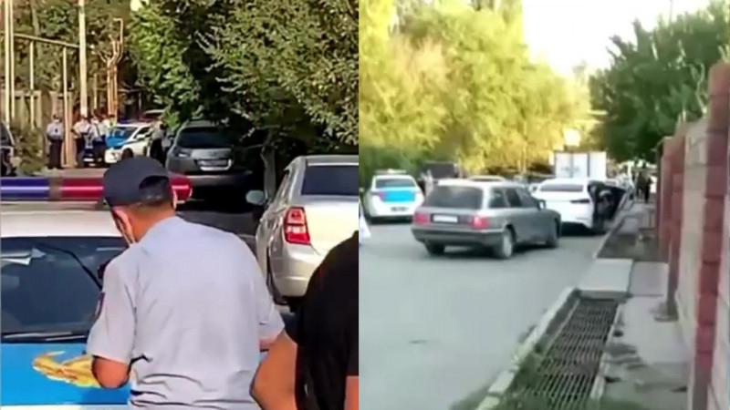 Алматыдағы атыс кезінде бес адам қаза тапты